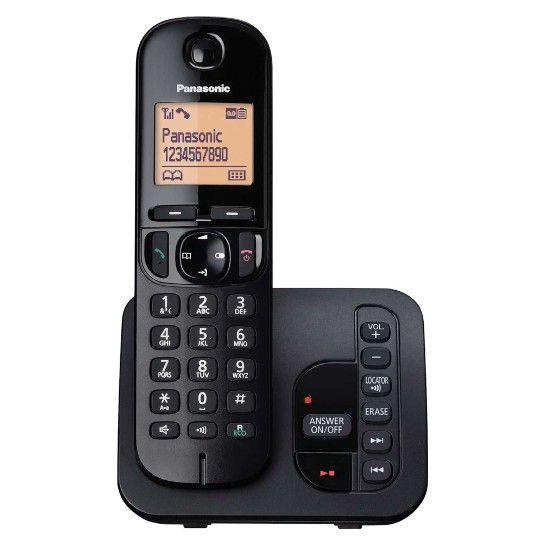 Telefono inalambrico Panasonic KX-TGC220AGB - fravega