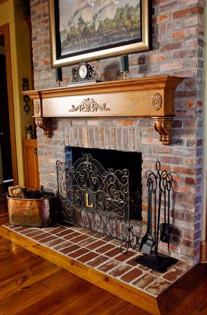 #lareiras #fireplaces #bricks.