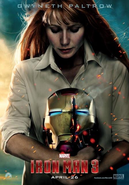 Is Pepper Potts No Longer the Damsel in Distress in Iron Man 3?   Bitch Flicks
