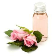 ∆ Rose Essential Oil...The oils have a cleansing, purifying, and regulating effect on the human body. They clear toxins and help in blood circulation. The oils also improve fertility in women.