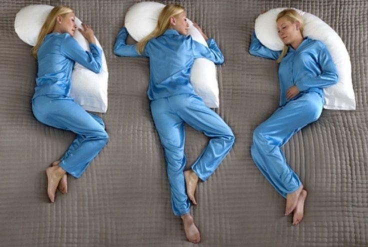 Conoce cuál es la mejor posición para dormir - http://www.infouno.cl/conoce-cual-es-la-mejor-posicion-para-dormir/