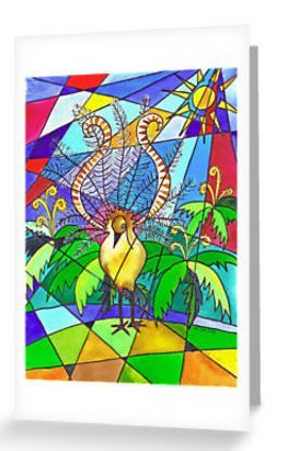 birds, nature, flowers, rain forrest, greeting cards, colourful, patterns, birthday, gifts, music, sun, trangles  http://www.redbubble.com/people/rednib