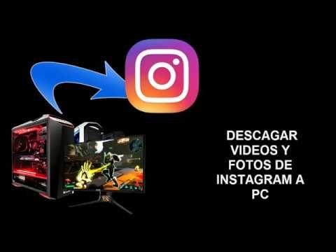 Subir fotos a instagram desde pc y como descargarlas  Subir fotos a instagram desde pc y como puedes descargarte al pc las fotos y videos de otros perfiles de instagram.