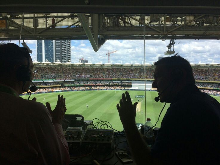 Aggers and Tuffers at the Gabba