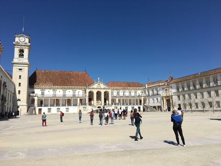 Zápisky ze sveta: Coimbra