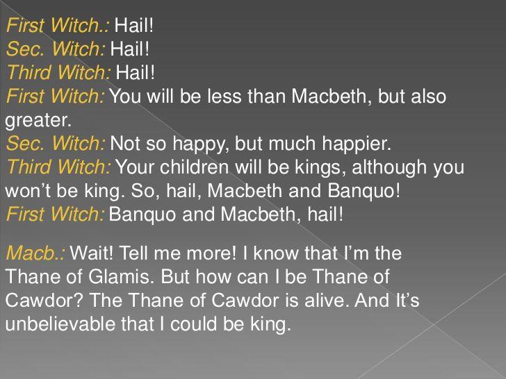 lesser than macbeth and greater Grade 11 macbeth scene questions memorandum act 1 scene 1  he will be lesser than macbeth, yet greater  grade 11 macbeth scene questions memorandum.