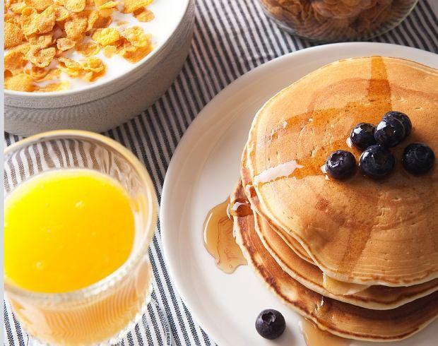 Śniadanie amerykańskie
