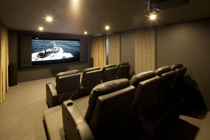 Home theatre.