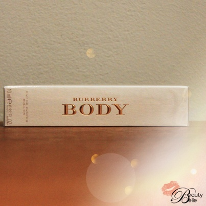 Burberry Body is a deep rich smelling fragrance. Feminine, sophisticated, sexy, warm and musky, it's very distinctive and part of my 1000th Fan Celebration Giveaway. If you want an extra entry to get your hands on this seductive fragrance and soo much more Like and Share this post with your friends. Only 2 weeks to go beauties...enter now ~beautybelle.co.za