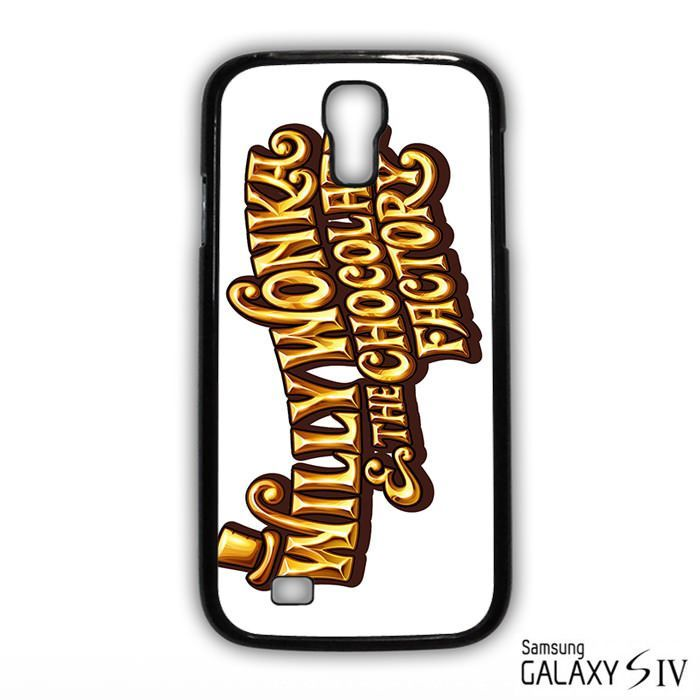 Willy Wonka and the Chocolate Factory for Samsung Galaxy S3/4/5/6/6 Edge/6 Edge Plus phonecases