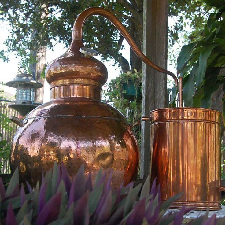 425 Best Copper Pot Stills, Old & New Images On Pinterest