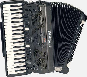 FR-7: V-Accordion® - Die besten Akkordeons der Welt in einem Instrument.