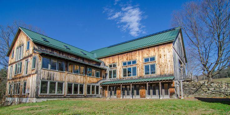 The Barn at Montague Retreat Center - Montague, MA