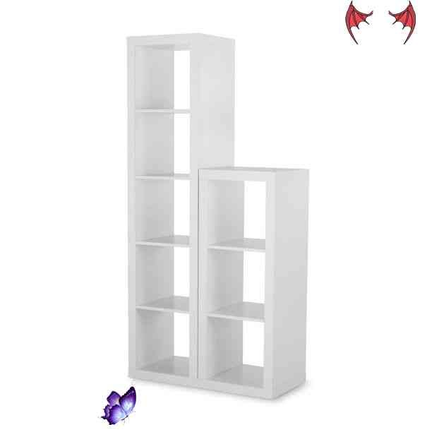37b1044a62744c53ee6c22bfbb5281ec - Better Homes And Gardens 5 Cube Organizer White