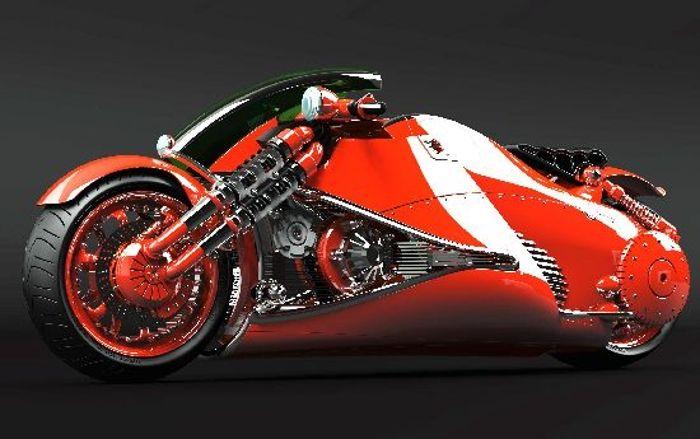 tryton electric motorbike
