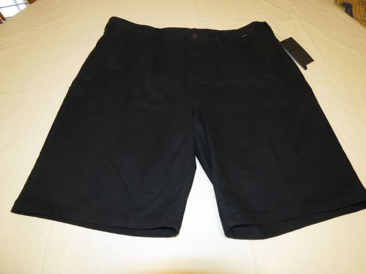 Men's Hurley 34 walk casual shorts O&O Chino short surf skate MWS0001970 navy bl #Hurley #shorts