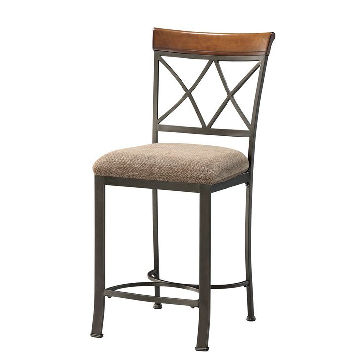 Shop Powell  697-43  Café Hamilton Bar Stool at ATG Stores. Browse our bar stools, all with free shipping and best price guaranteed.