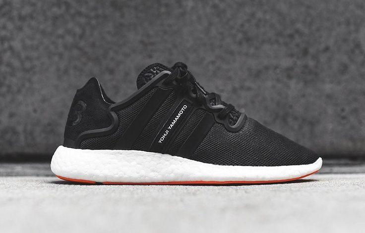 adidas Y-3 Yohji Run Boost Black Gum