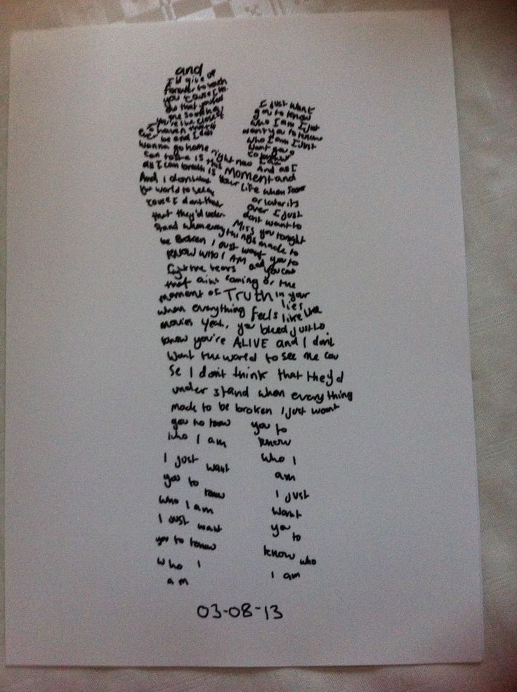 Cute after wedding present, take a picture of the couple doing their first dance, write the lyrics of the song in their silhouette, including date! - more ideas on http://eweddingssecrets.com