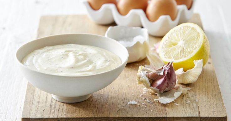 For a delicious accompaniment to almost any meal, whip up this creamy garlic aioli.