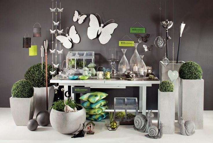 Influentele flower power pot fi aplicate si in decoratiunile pentru casa. #kikaromania #decoratiuni #primavara #design