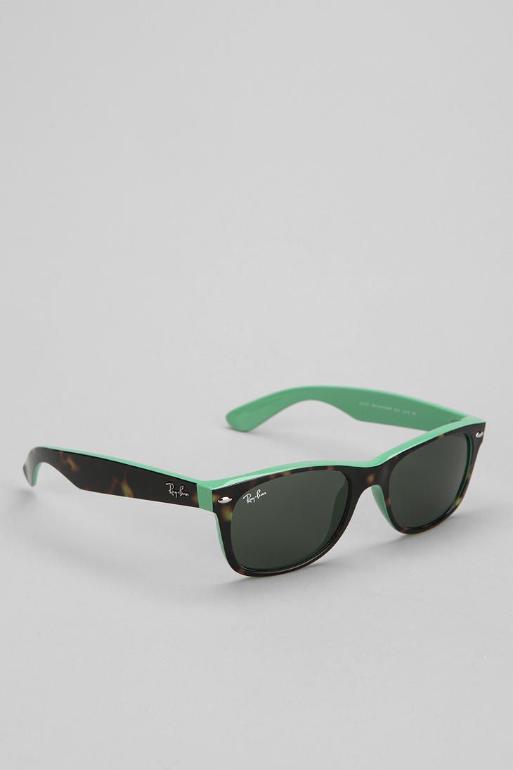 Ray-Ban New Wayfarer Sunglasses #urbanoutfitters love the color