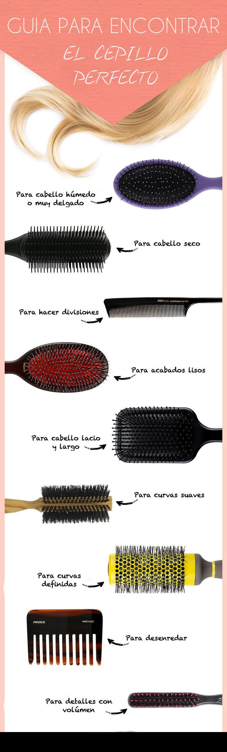 Cuidar los detalles, para cuidar tu cabellera. #YoSoyImpuls