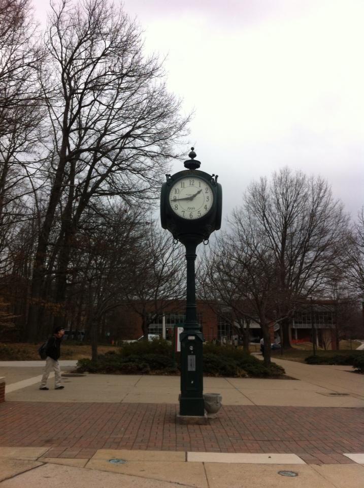 Lovely clock!