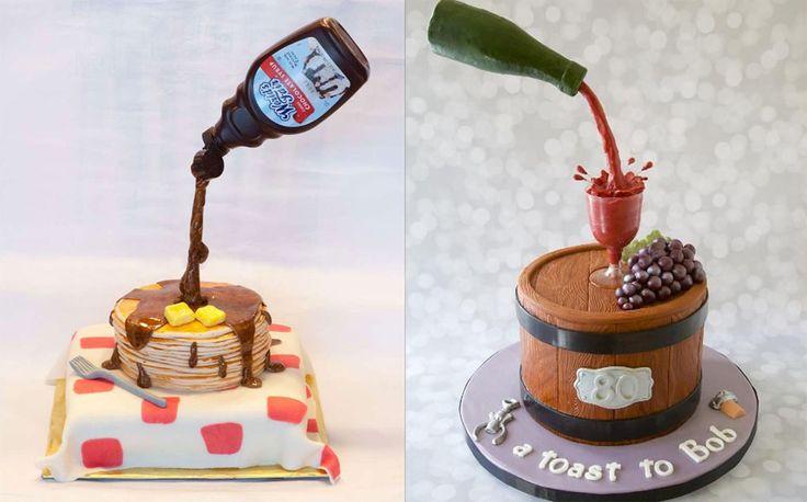Cake that defies gravity, gravity defying cake o anti-gravity cake son algunos de los nombres que definen a un tipo de tartas y pasteles inspirados en el ilusionismo, son lo que podemos traducir como pasteles que desafían a la gravedad porque tiene elementos en suspensión. ¿Quieres saber cómo se hacen?