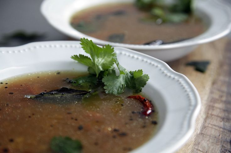 Pepper Rasam: a spicy, sour South Indian soup from Mallika Basu | Food + Drink | Lifestyle | London Evening Standard