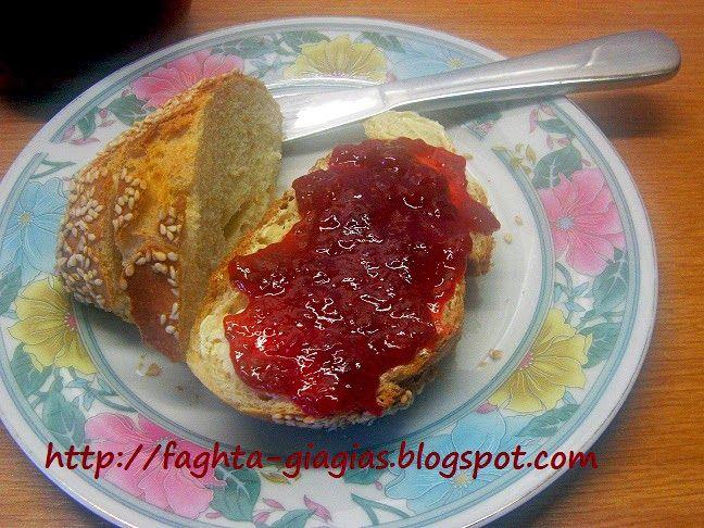 Τα φαγητά της γιαγιάς - Μαρμελάδα Φράουλα