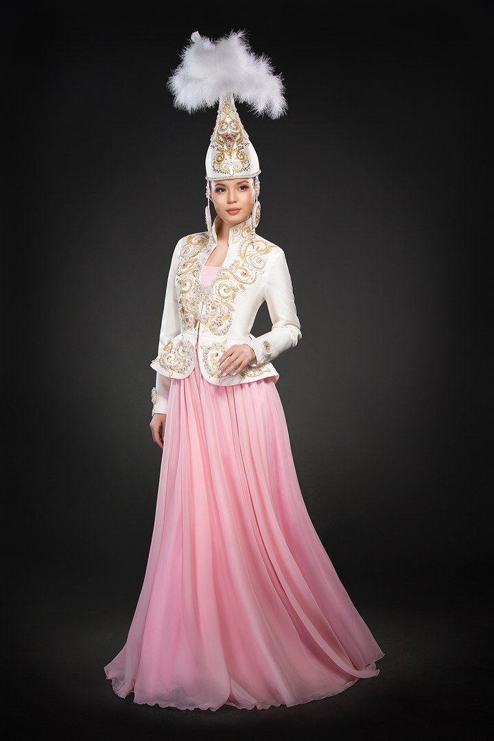 платье в казахском национальном стиле фото жидовская