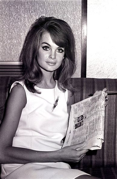 Jean Shrimpton in Sydney for The Spring Racing Carnival,1965