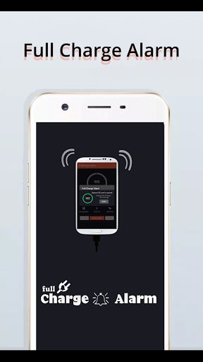 Full Charge Alarm v4.2.4 [Pro]   Full Charge Alarm v4.2.4 [Pro] Requirements:4.2.4 Overview:Thisapplicationgive alert with high volume alarm when the battery is fully charged and You will never forget the phone on charger for a long period In today's busy schedule it is very hard tocheckthe battery status again and again.  Thisapplicationgive alert with high volume alarm when the battery is fully charged and You will never forget the phone on charger for a long period In today's busy…
