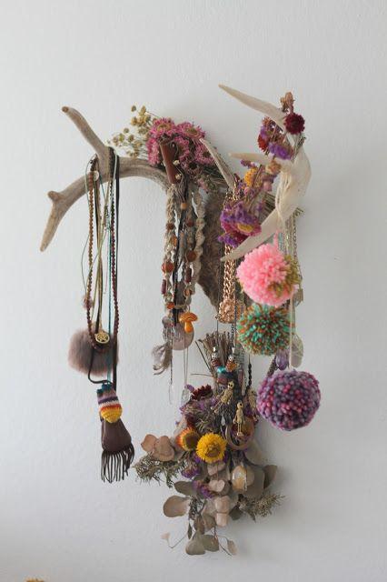 Aquarian Soul jewelry antlers