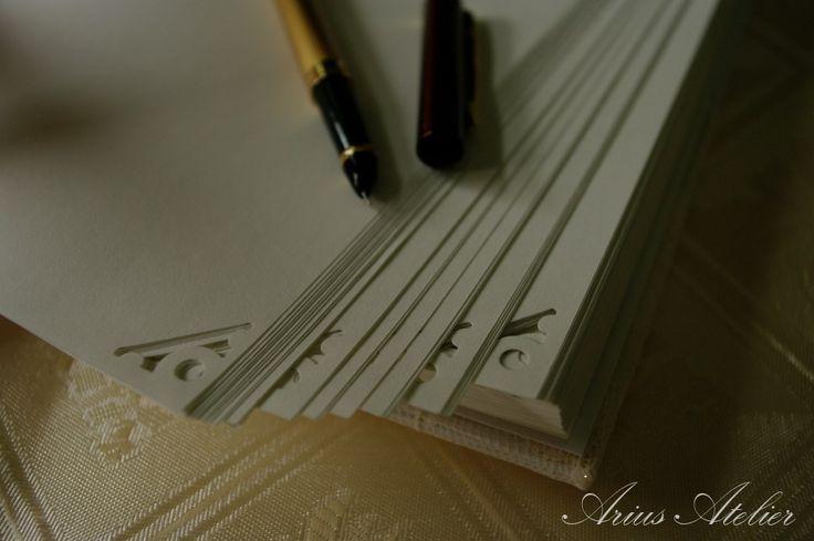 AGB-001 – Carte de oaspeți (Guestbook) – Eleganță și simplitate