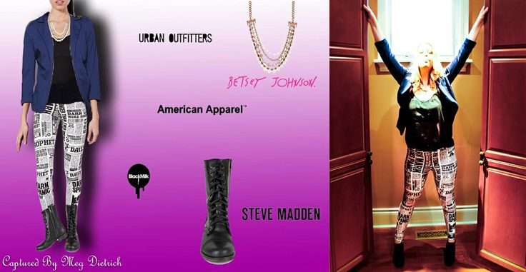 @Black Milk Clothing @Urban Outfitters @STEVE MADDEN @Betsey Johnson @American Apparel