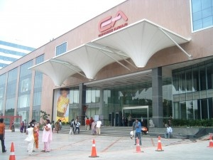 Express Avenue, Chennai – 1,500,000 sq ft (Joint)  The recently opened mall is the biggest in Chennai. The mall has dedicated sections for clothes, kids supplies, entertainment and has over two million square feet of space for corporate offices.    Year Opened : – 2010    Total Floor Area : – 1,500,000 sq ft