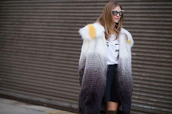 Bu da New York sokak modası