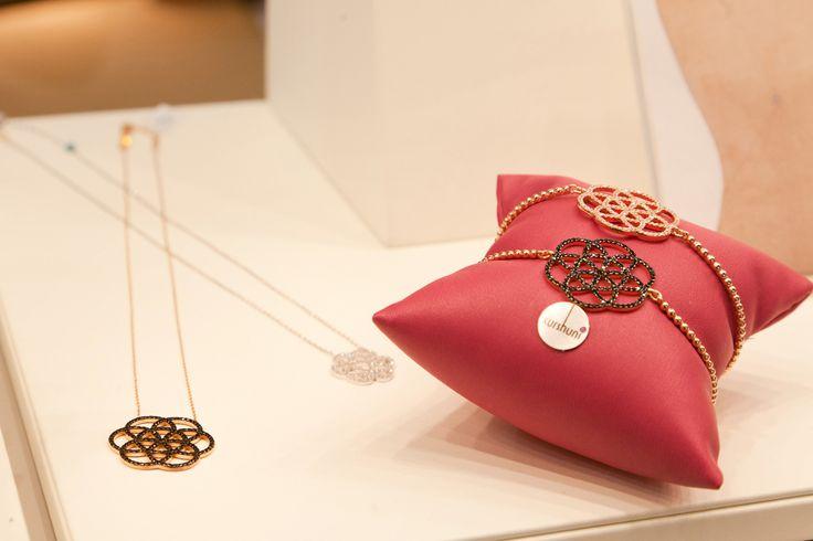 Kurshuni |  www.aibijoux.com #Kurshuni  #fashionjewellery #HOMI15 #HomiMilano #AIBIJOUX