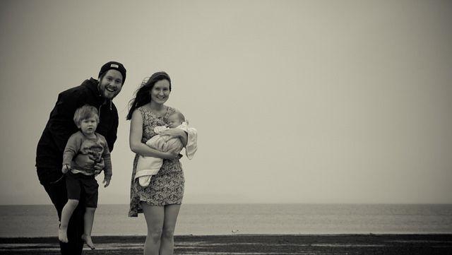 Family portrait timer attempt | Flickr - Photo Sharing!