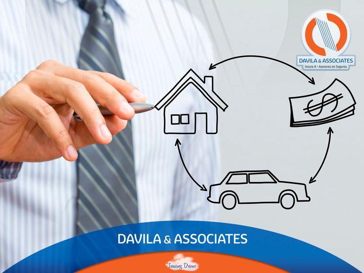 Aseguramos tus sueños y a los que más quieres. #seguros #casa #auto #segurosdavila #mexico