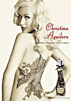 Christina Aguilera Fragrance - <3 Strong Everyday Fragrance