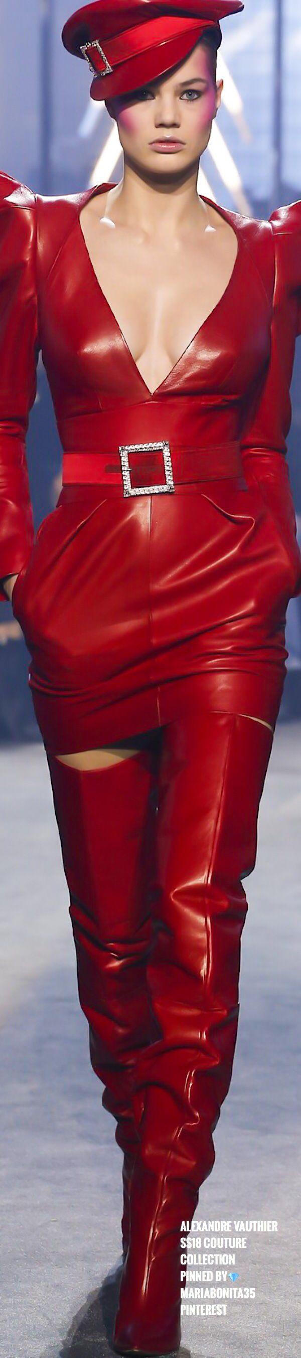 Alexandre Vauthier SS18 Haute Couture