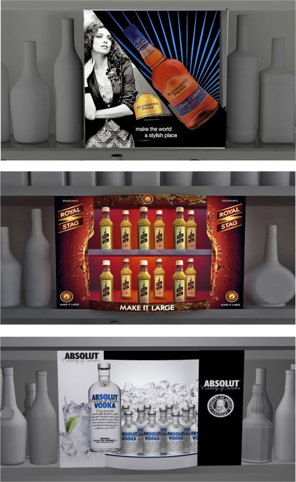 Pernod Ricard on Behance