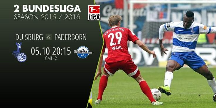 Bundesliga is live again with two superpowers colliding DUISBURG vs PADERBORN. Catch all the action only on www.betboro.com