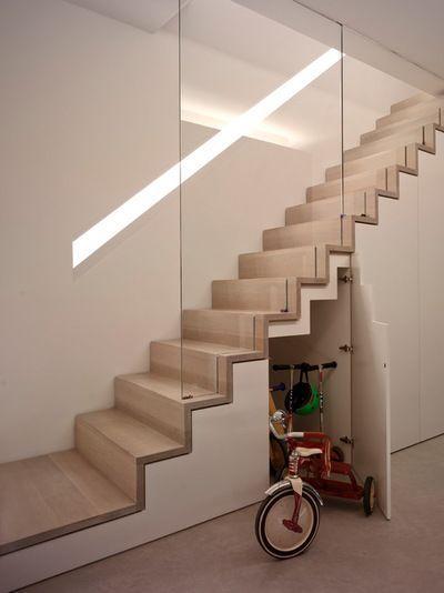 Como uma escada externa?   – Stauraum Diy