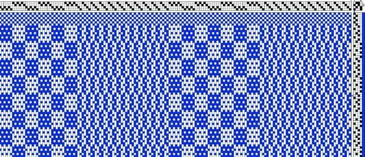 676 Best Images About Weave Drafts 4 Shafts On Pinterest