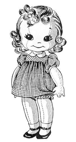 Image detail for -knit a rag doll free pattern allaboutyou com
