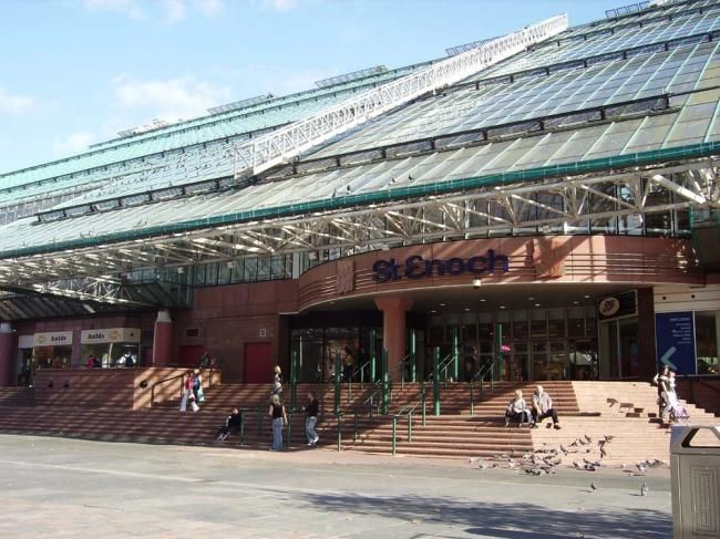 St Enoch - Glasgow City Center